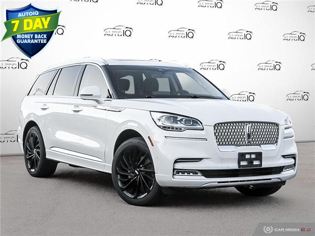 2022 Lincoln Aviator Reserve (Stk: 2A012) in Oakville - Image 1 of 27