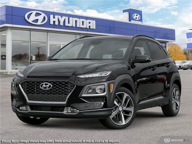 2021 Hyundai Kona 1.6T Ultimate (Stk: 60677) in Kitchener - Image 1 of 23