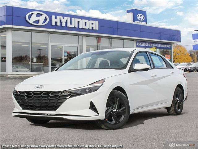 2021 Hyundai Elantra Preferred (Stk: 60733) in Kitchener - Image 1 of 23