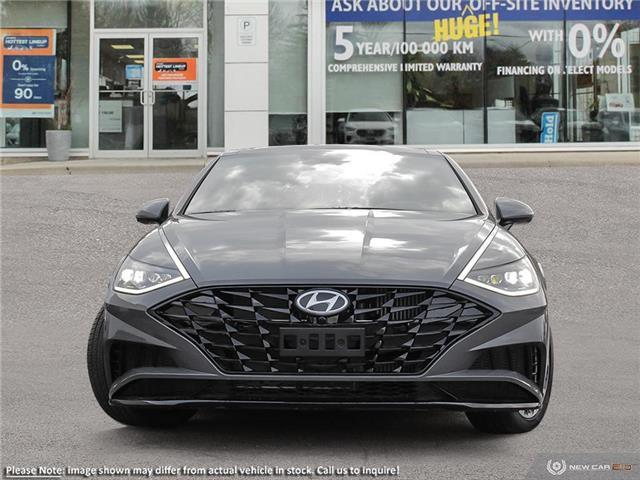 2021 Hyundai Sonata Ultimate (Stk: 60706) in Kitchener - Image 1 of 22