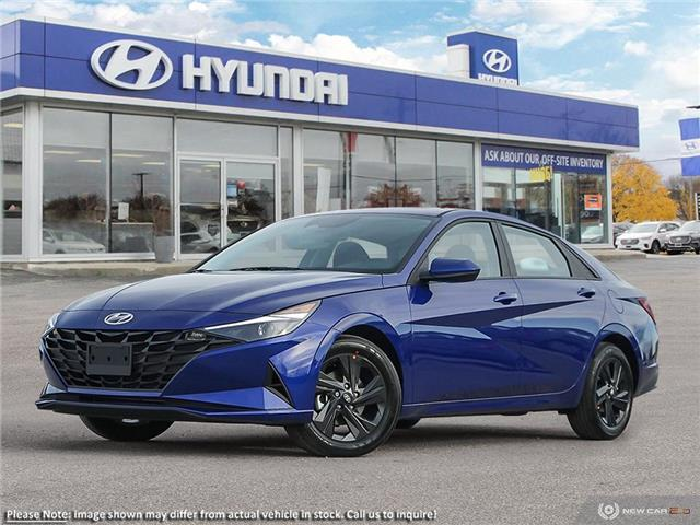 2021 Hyundai Elantra Preferred (Stk: 60592) in Kitchener - Image 1 of 23