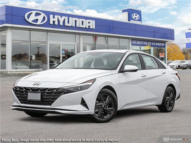 2021 Hyundai Elantra Preferred w/Sun & Tech Pkg (Stk: 60509) in Kitchener - Image 1 of 23