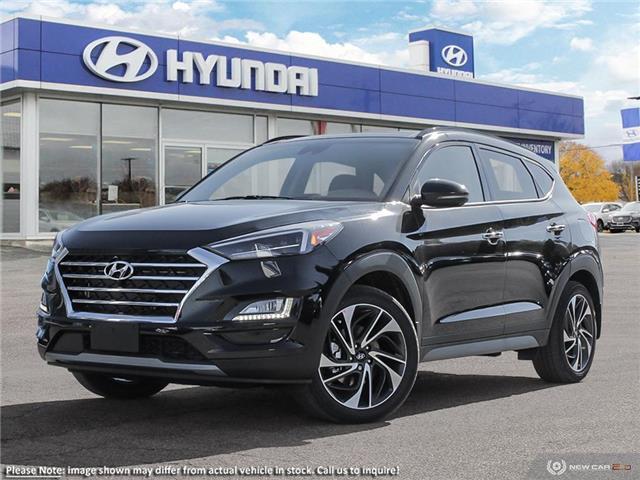 2021 Hyundai Tucson Ultimate (Stk: P60345) in Kitchener - Image 1 of 23