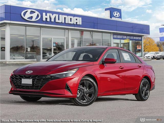 2021 Hyundai Elantra Preferred (Stk: 60572) in Kitchener - Image 1 of 23