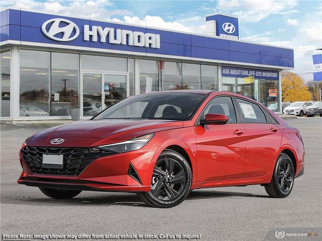 2021 Hyundai Elantra Preferred (Stk: 60604) in Kitchener - Image 1 of 23