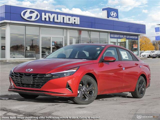 2021 Hyundai Elantra  (Stk: 60525) in Kitchener - Image 1 of 28