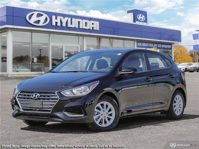 2020 Hyundai Accent Preferred (Stk: 59222) in Kitchener - Image 1 of 28