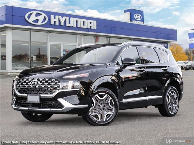 2021 Hyundai Santa Fe Ultimate Calligraphy (Stk: P60765) in Kitchener - Image 1 of 10