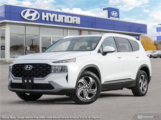 2021 Hyundai Santa Fe ESSENTIAL (Stk: 60801) in Kitchener - Image 1 of 23