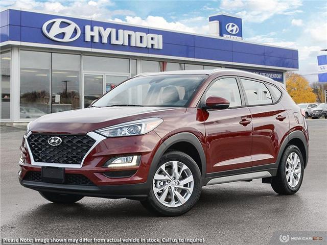 2021 Hyundai Tucson Preferred w/Sun & Leather Package (Stk: 60816) in Kitchener - Image 1 of 23