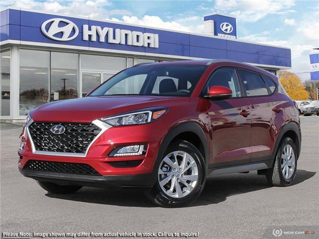 2021 Hyundai Tucson Preferred (Stk: 60887) in Kitchener - Image 1 of 23