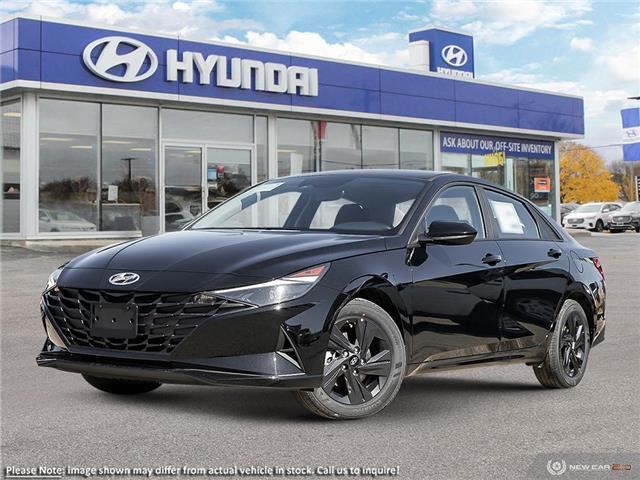 2021 Hyundai Elantra HEV Preferred (Stk: 60868) in Kitchener - Image 1 of 23