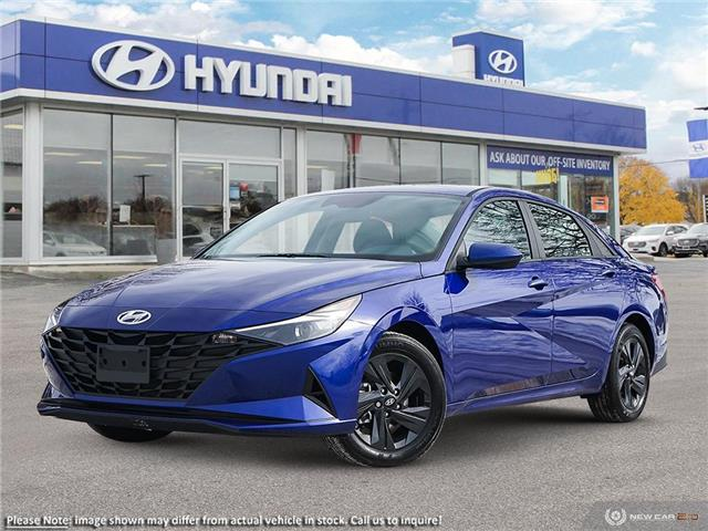 2021 Hyundai Elantra Preferred w/Sun & Tech Pkg (Stk: 60926) in Kitchener - Image 1 of 23
