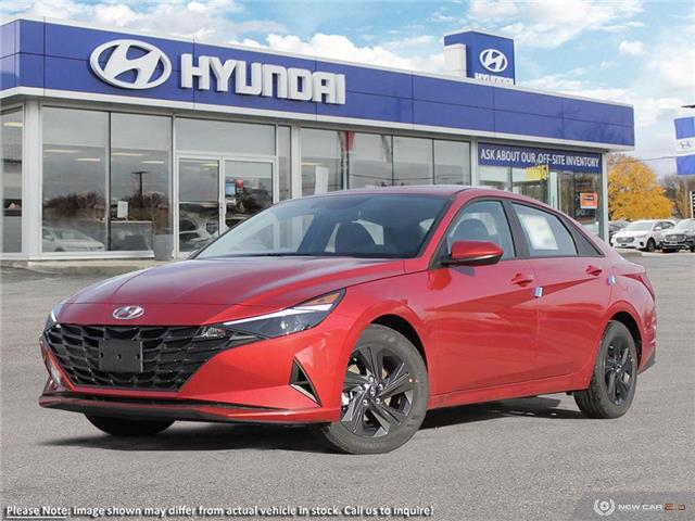 2021 Hyundai Elantra Preferred w/Sun & Tech Pkg (Stk: 60959) in Kitchener - Image 1 of 23