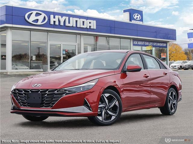 2021 Hyundai Elantra Ultimate Tech (Stk: 60960) in Kitchener - Image 1 of 22