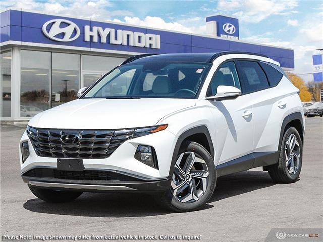 2022 Hyundai Tucson Hybrid Luxury (Stk: 60972) in Kitchener - Image 1 of 27