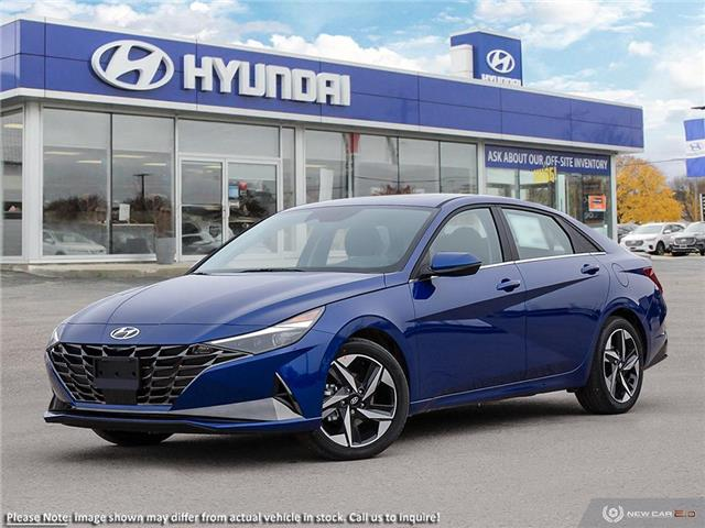 2021 Hyundai Elantra Ultimate Tech (Stk: P61019) in Kitchener - Image 1 of 11
