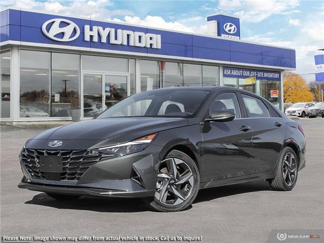 2021 Hyundai Elantra Ultimate Tech (Stk: P61145) in Kitchener - Image 1 of 11