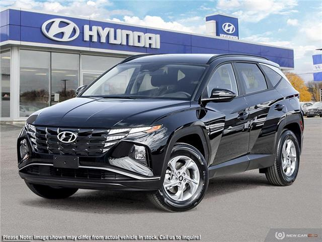 2022 Hyundai Tucson Preferred (Stk: P61160) in Kitchener - Image 1 of 23
