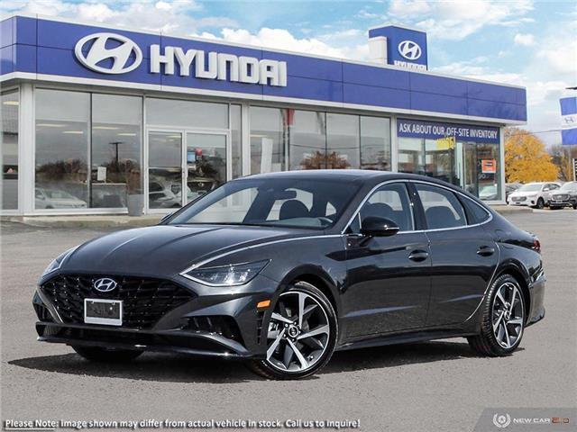 2022 Hyundai Sonata Sport (Stk: 61280) in Kitchener - Image 1 of 23
