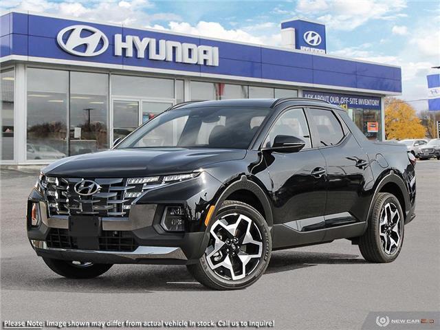 2022 Hyundai Santa Cruz Ultimate (Stk: 61445) in Kitchener - Image 1 of 23