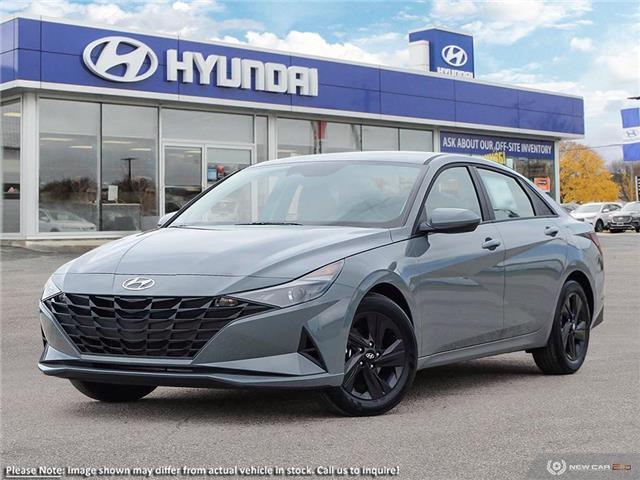 2022 Hyundai Elantra Preferred (Stk: 61496) in Kitchener - Image 1 of 23
