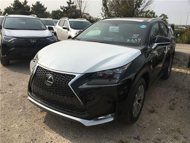 2017 Lexus NX 200t Base (Stk: 141509) in Brampton - Image 1 of 5