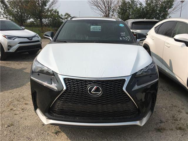 2017 Lexus NX 200t Base (Stk: 141509) in Brampton - Image 2 of 5