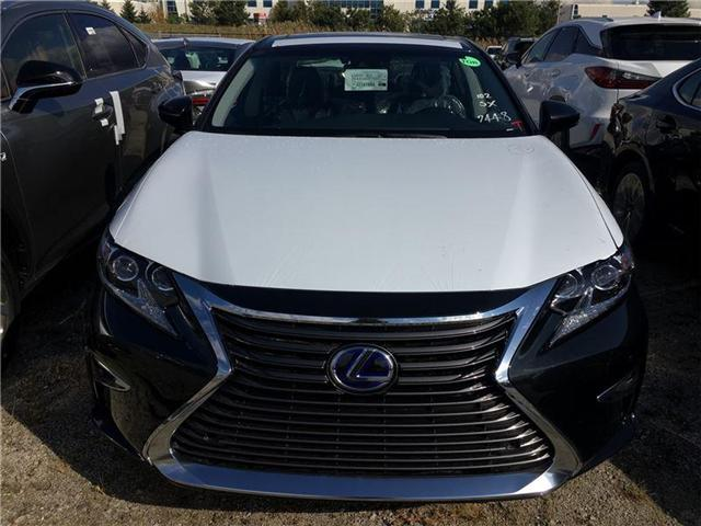 2018 Lexus ES 300h Base (Stk: 167884) in Brampton - Image 2 of 5