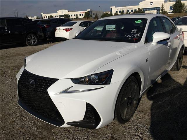 2018 Lexus IS 300 Base (Stk: 25960) in Brampton - Image 1 of 4