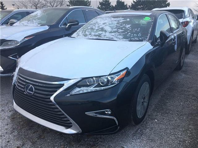 2018 Lexus ES 300h Base (Stk: 172095) in Brampton - Image 1 of 5