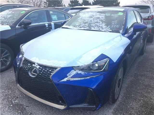 2018 Lexus IS 300 Base (Stk: 26274) in Brampton - Image 1 of 5