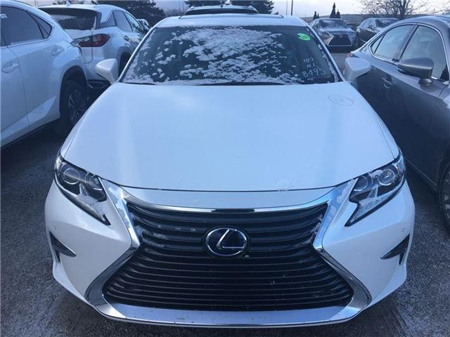 2018 Lexus ES 300h Base (Stk: 173719) in Brampton - Image 2 of 5