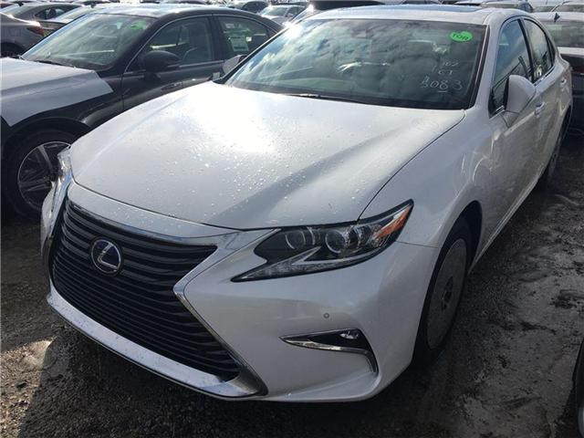 2018 Lexus ES 300h Base (Stk: 174093) in Brampton - Image 1 of 5