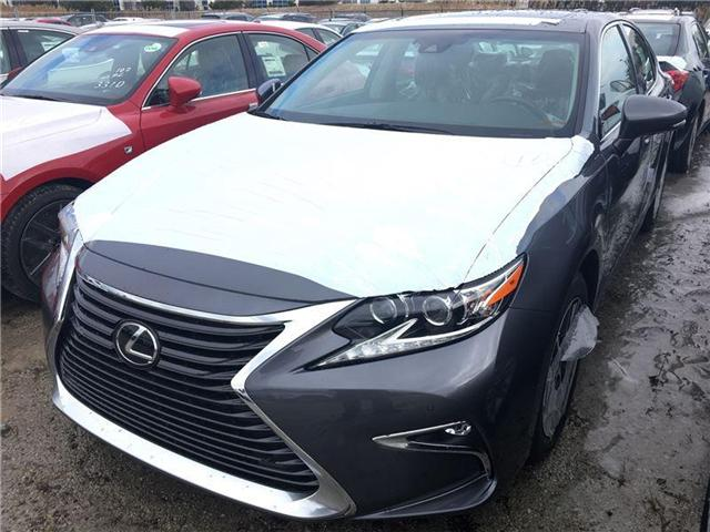 2018 Lexus ES 350 Base (Stk: U091515) in Brampton - Image 1 of 5