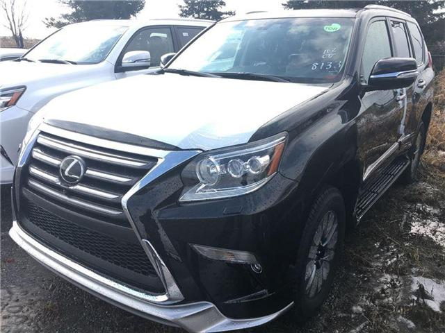 2018 Lexus GX 460 Base (Stk: 190409) in Brampton - Image 1 of 5