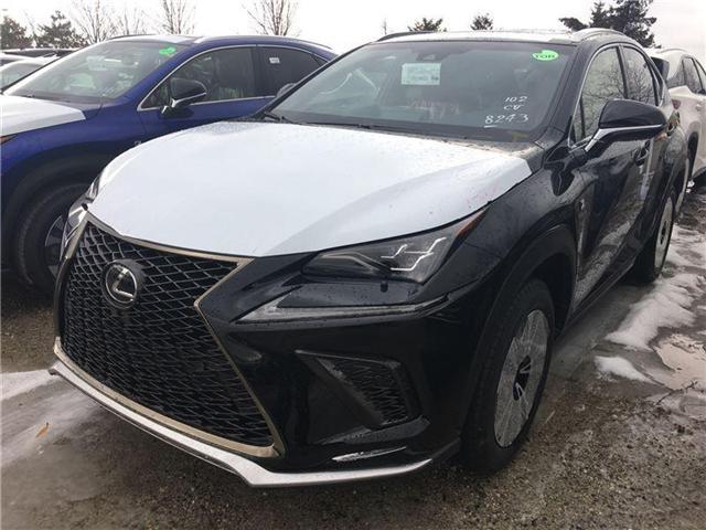 2018 Lexus NX 300 Base (Stk: 158921) in Brampton - Image 1 of 5