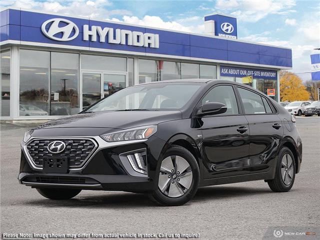 2020 Hyundai Ioniq Hybrid Preferred (Stk: 60467) in Kitchener - Image 1 of 23