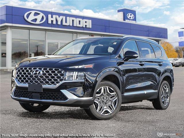 2021 Hyundai Santa Fe HEV Luxury (Stk: 60818) in Kitchener - Image 1 of 27