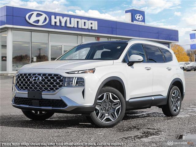 2021 Hyundai Santa Fe HEV Luxury (Stk: 60817) in Kitchener - Image 1 of 28