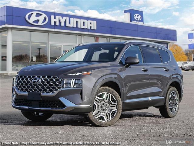 2021 Hyundai Santa Fe HEV Luxury (Stk: 60819) in Kitchener - Image 1 of 27