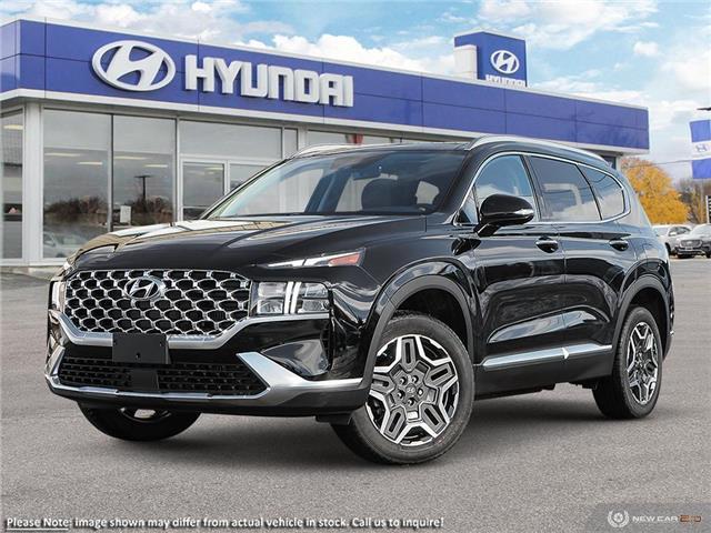 2021 Hyundai Santa Fe HEV Luxury (Stk: 60854) in Kitchener - Image 1 of 23
