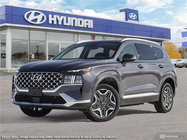 2021 Hyundai Santa Fe HEV Preferred w/Trend Package (Stk: 61253) in Kitchener - Image 1 of 23