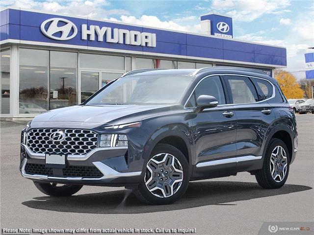 2021 Hyundai Santa Fe HEV Luxury (Stk: 61307) in Kitchener - Image 1 of 23