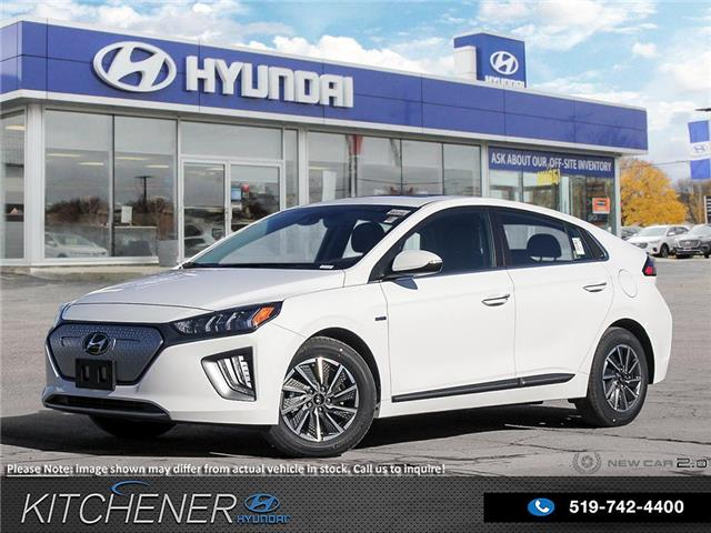 2020 Hyundai Ioniq EV Ultimate (Stk: 59774) in Kitchener - Image 1 of 28