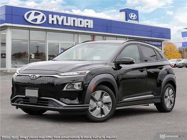 2021 Hyundai Kona EV Ultimate (Stk: 60872) in Kitchener - Image 1 of 22