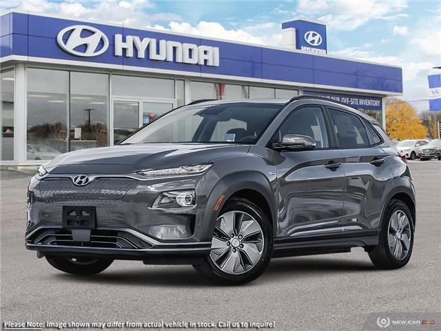 2021 Hyundai Kona EV Ultimate (Stk: 60918) in Kitchener - Image 1 of 22