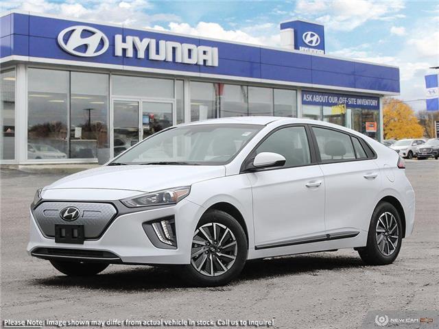 2021 Hyundai Ioniq EV Preferred (Stk: 60869) in Kitchener - Image 1 of 27