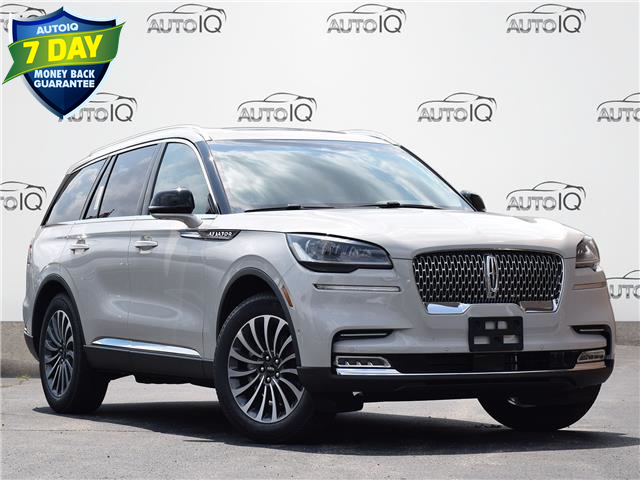 2021 Lincoln Aviator Reserve (Stk: AC900) in Waterloo - Image 1 of 28