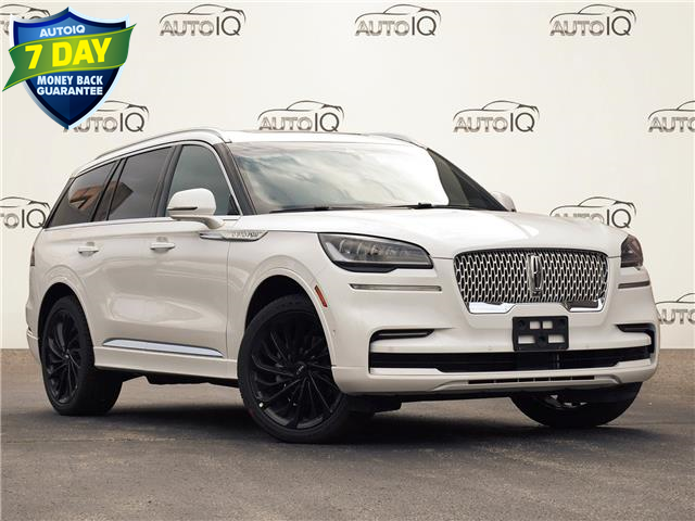 2022 Lincoln Aviator Reserve (Stk: AD148) in Waterloo - Image 1 of 30